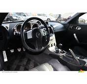Charcoal Interior 2003 Nissan 350Z Touring Coupe Photo