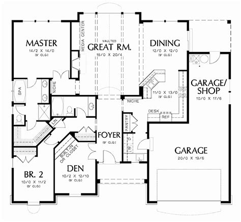 Floor Plan Of A House Design | build your own house plans create my own house floor plan
