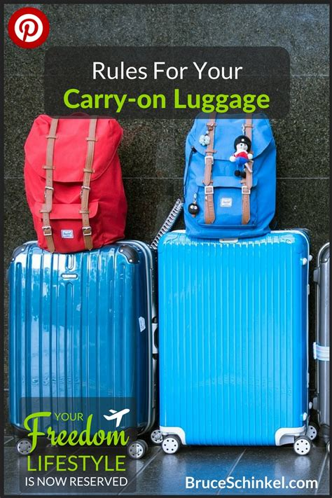carry on baggage rules important 204 trips carry on luggage rules