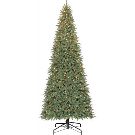 artificial christmas trees at wal mart walmart slim trees b
