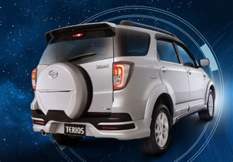 Kas Rem Mobil Daihatsu Terios terios promo daihatsu terupdate 2016 kredit murah