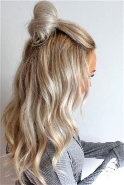quick easy casual hairstyles ideas 18 easy quick hairstyles for busy mornings