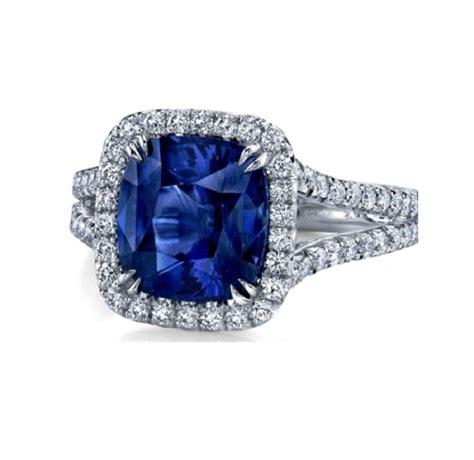 vintage blue engagement rings hd popular vintage