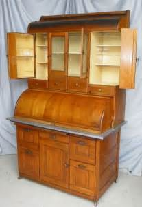 Mcdougall Hoosier Cabinet Value Antique Bakers Cabinet Hoosier Co Vintage Kitchen