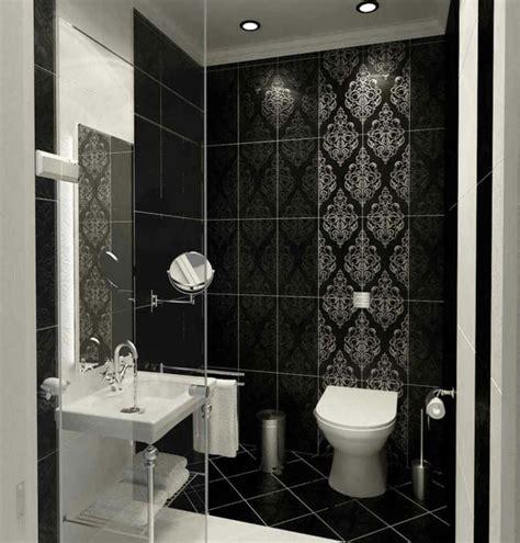 monochrome bathroom ideas le carrelage mural pour la salle de bain le style et la
