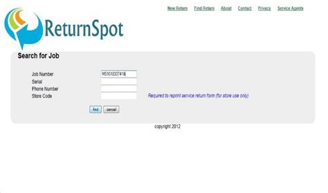 Return Phone Number Lookup Summary Details Appear Plus Any Updates From The Service Centre The Courier Link