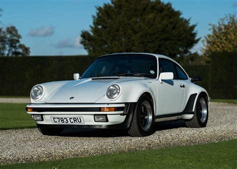 Porsche 911 Turbo 1986 by Ref 116 1986 Porsche 911 930 Turbo