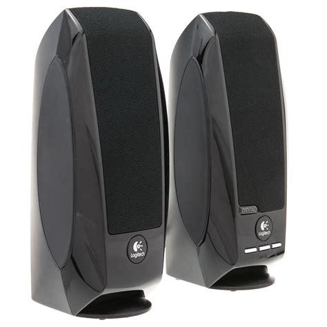 Logitech Z103 Black 2 1 17 W Rms black logitech 980 000028 2 0 speaker system usb