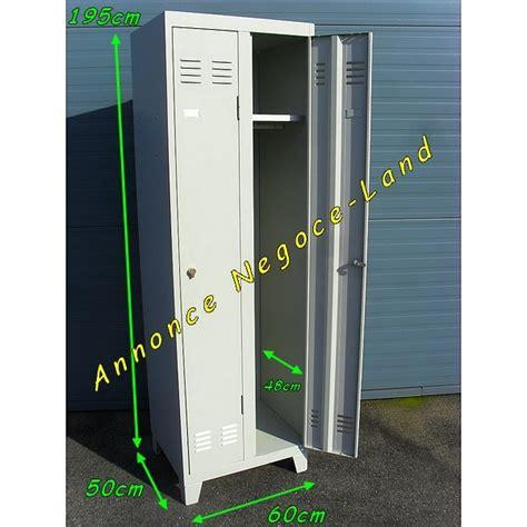 armoire metallique 2 portes armoire vestiaire 2 portes m 233 tallique negoce land