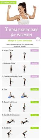 best 25 arm exercises ideas on arm