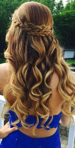 Easy Hairstyles For School Dances by Easy Hairstyles For School Dances