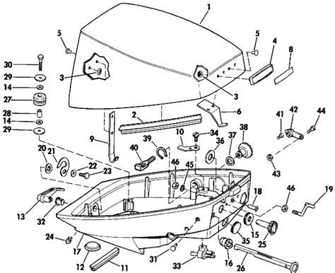 15 hp evinrude parts diagram evinrude engine cover evinrude parts for 1984 15hp