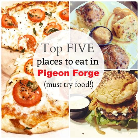 The Best Place To Eat In 2 Reasons by Top Five Favorite Places To Eat In Pigeon Forge The