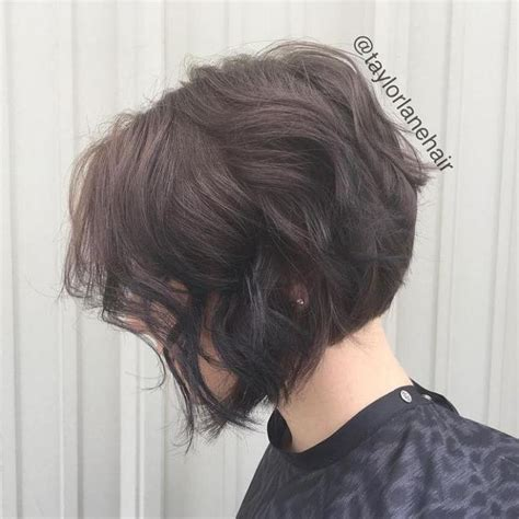 stacked bob haircut teased 268 best hairstyles images on pinterest short hairstyles