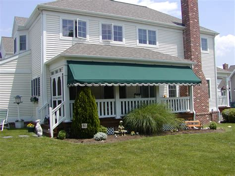 canvas porch awnings porch awning kreider s canvas service inc