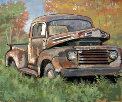 truck painting image gallery truck paintings