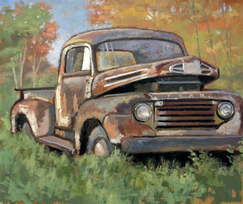 painting trucks image gallery truck paintings