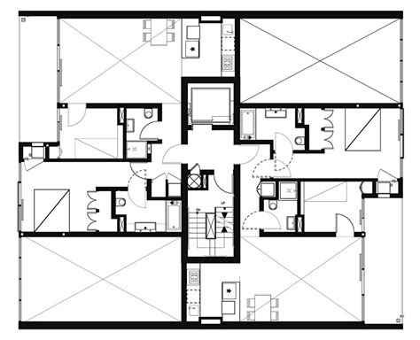 architecture floor plan modern architecture floor plans modern house