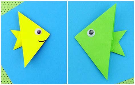 origami fiore facile 5 origami per bambini babygreen