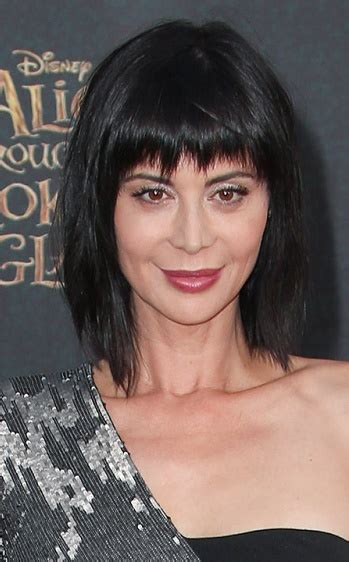 Catherine Bell Hairstyles by Hairstyles Catherine Bell S New Shaggy Bob