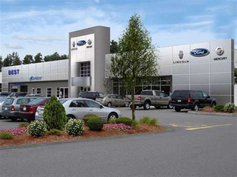 Best Ford Nashua by Best Ford Lincoln New Lincoln Dealership In Nashua Nh