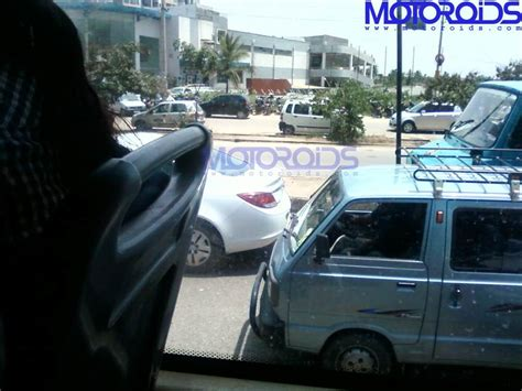 opel india spied opel insignia in bangalore
