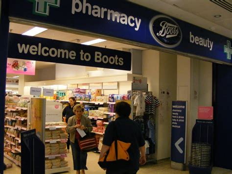 boots the chemists belfry shopping centre