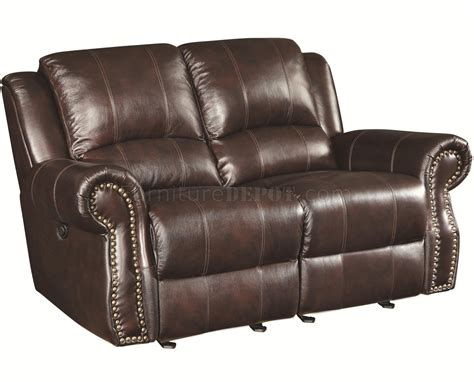 power motion sofa 650161p sir rawlinson power motion sofa in brown leather match