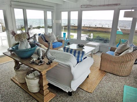 seaside home interiors coastal decorating ideas beachfront bargain hunt hgtv