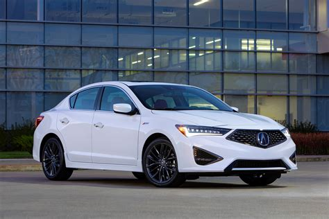 first drive newer more affordable 2019 acura ilx