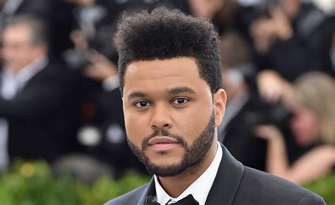 the weeknd u the weeknd is considering dropping his stage name the