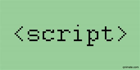 tutorial html script html script tag tutorial with exles