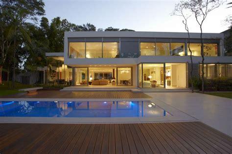 imagenes de casas minimalistas grandes casas con fachadas minimalistas nuevas tendencias
