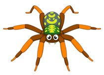 free spider clipart clip art pictures graphics