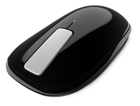 Microsoft Touch Mouse microsoft debuts compatible multitouch mouse the explorer touch mouse 9to5mac