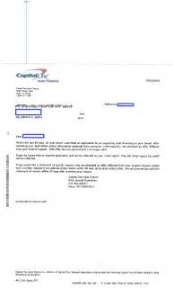 Capital One Bank Letter Of Credit Ecoa Judson E Crump Pc