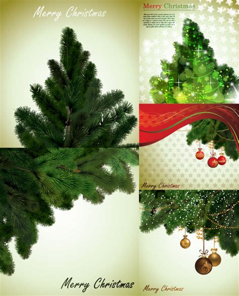 local christmas tree vector download free vector psd flash