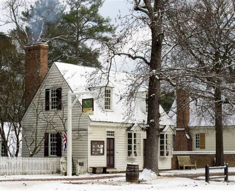 Post Office Williamsburg Va by Williamsburg Post Office Snow It Is So Colonial