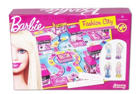 barbie printable board games barbie board game fashion city free shipping toys new
