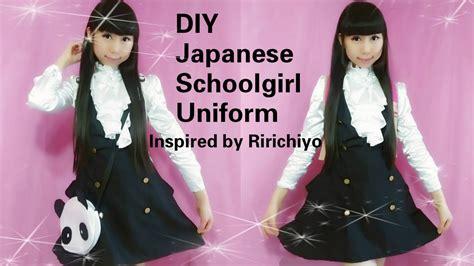 cosplay diy kawaii japanese school uniform inspired