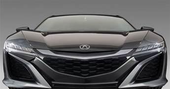 Acura Concept Cars Auto Cargo Transport Future Car Of Acura Nsx Concept