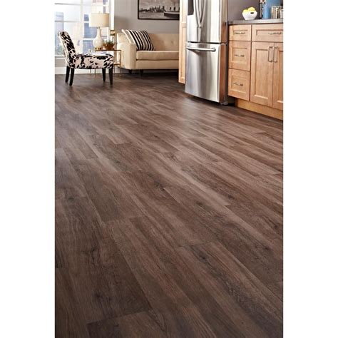 1 X 1 Flooring by Lifeproof Seaside Oak 7 1 In X 47 6 In Luxury Vinyl