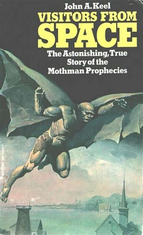 the sighting books where was the last sighting of mothman located