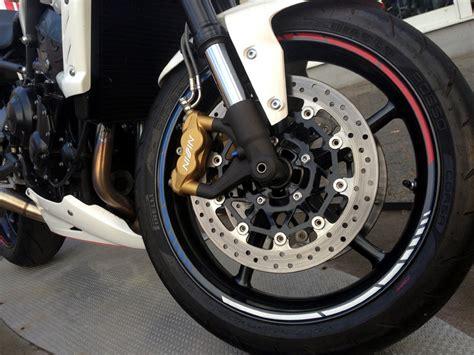 Motorrad Vinyls by Felgenrandaufkleber Motorrad Roller Auto 7mm U Jack Gp