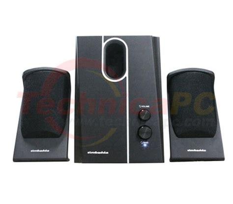 Simbadda Speaker Cst 9800 W simbadda cst 1500n 32w rms sdcard usb 2 1 speaker technicapc toko komputer