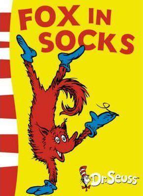 0007158475 fox in socks fox in socks dr seuss 9780007158478