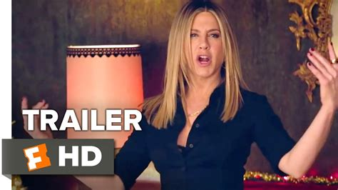 film komedi jennifer aniston office christmas party official trailer 3 2016