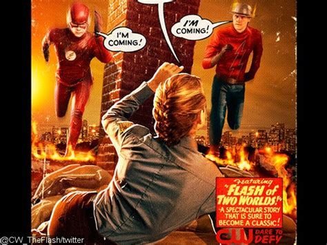 The Flash 2 la segunda temporada de the flash contar 225 con multiples quot speedsters quot pero seguir 225 centrada en