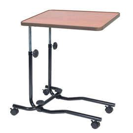 Adjustable Over Chair Table by Adjustable Curved Overbed Chair Table Nrs Healthcare