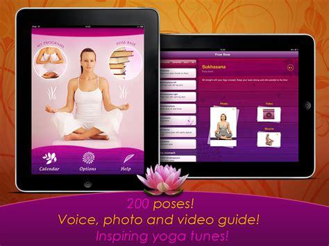 best yoga tutorial app all in yoga hd ipad app best ipad apps ipad apps